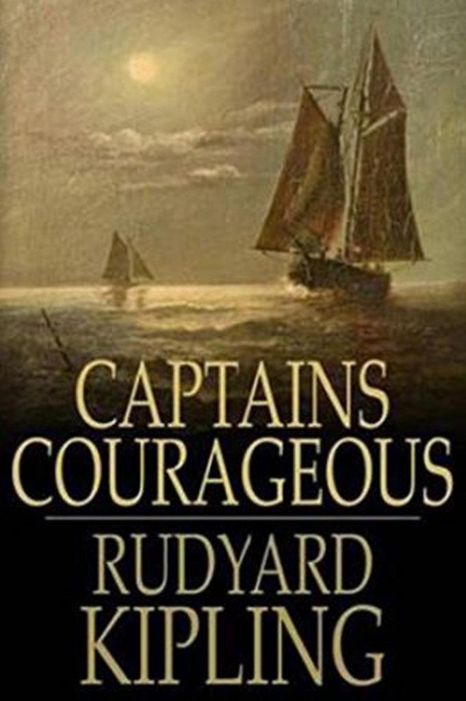 Sample Book - Captains Courageous