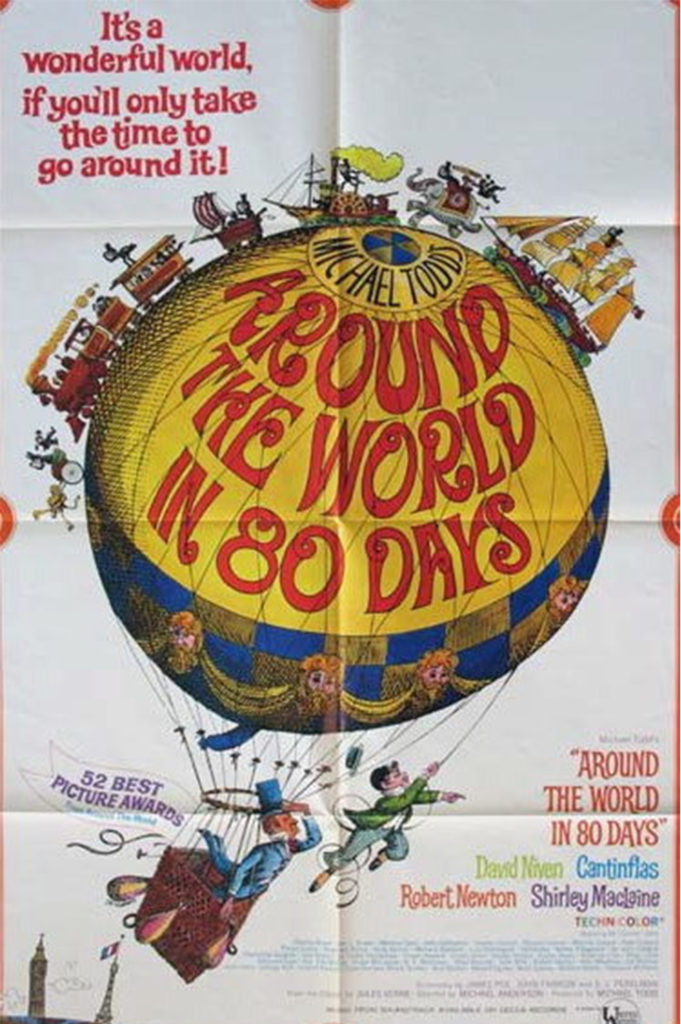 sample book - around the world in 80 days