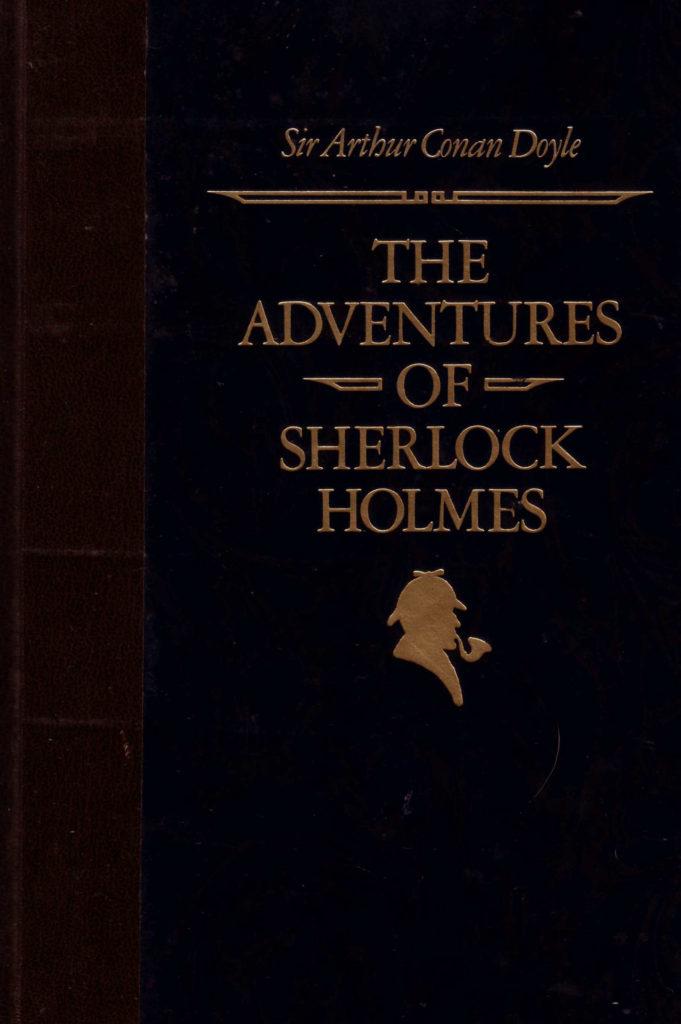 sample book - the adventures of sherlock holmes